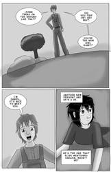 Dei Ex Machina Webcomic Page 35