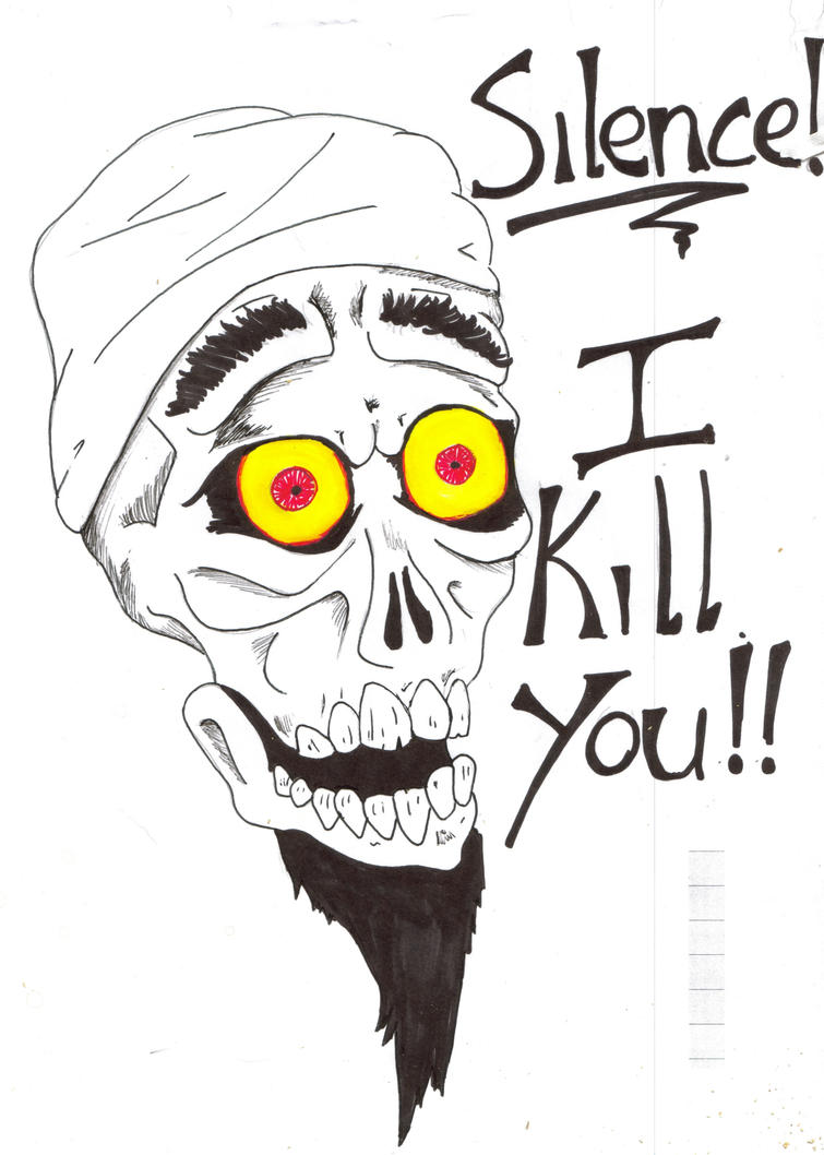 Achmed The Dead Terrorist Wallpaper