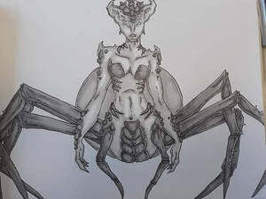 Lolth the Spider Queen