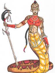 Yuan ti druid