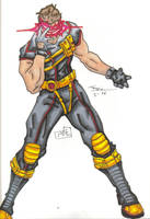 Ultimate Cyclops by PDInk