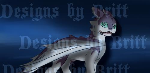 Tressa the Nightfurry