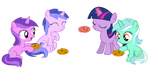 Cookies For The Little Unicorns by Media1997