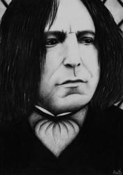.:::Severus Snape:::. by Violett-A