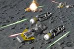 Lego Y-Wing Assault
