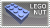 Stamp - Lego Nut by KnightRanger