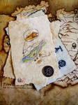 Skyrim Treasure Map