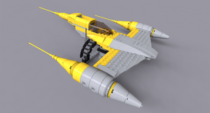 07660 Naboo Fighter