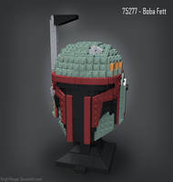 75277 - Boba Fett Helmet