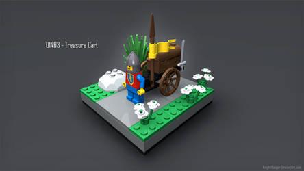 01463 Treasure Cart