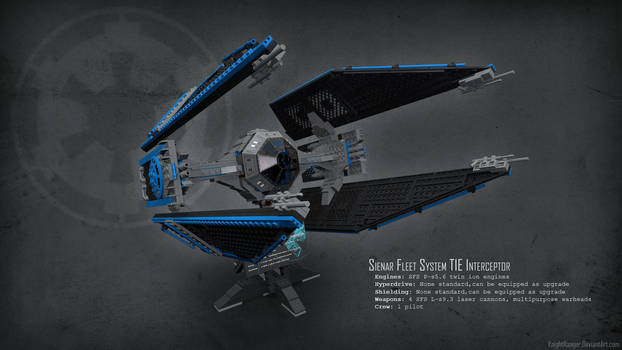 07181 TIE Interceptor