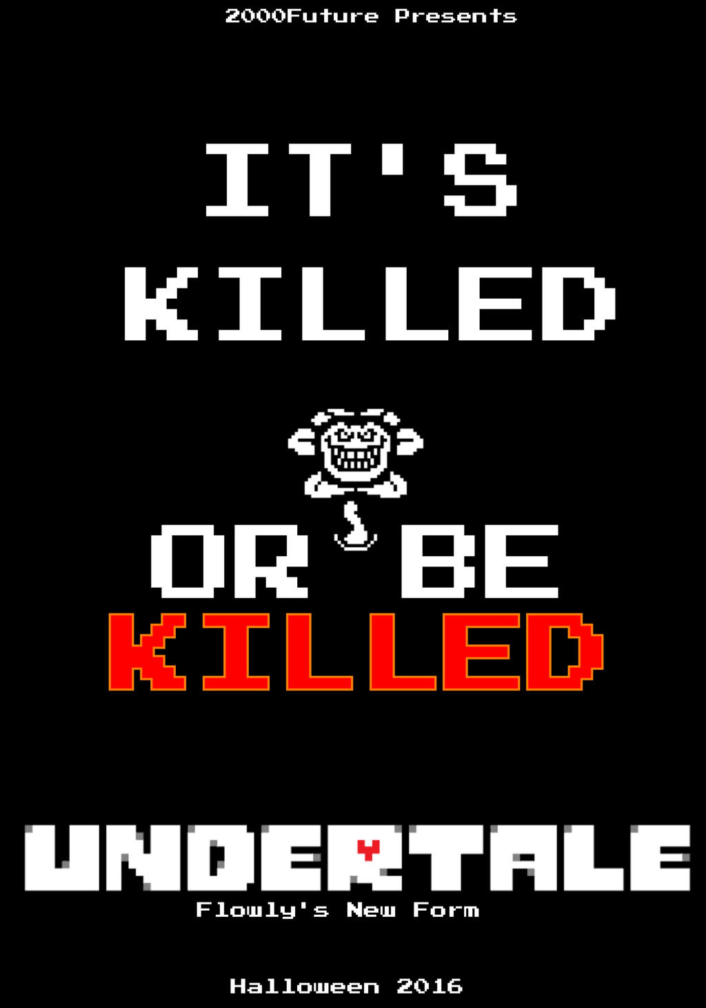 Undertale Flowly New Form Poster By Quote Template Ti Video