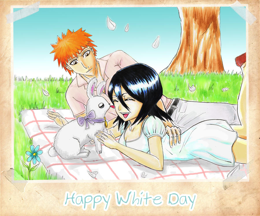 White Day by Saekaeru
