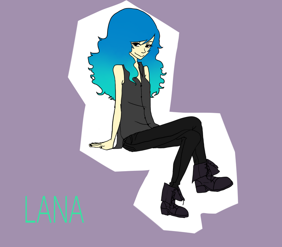 This Is Lana by ParanoidWaffles