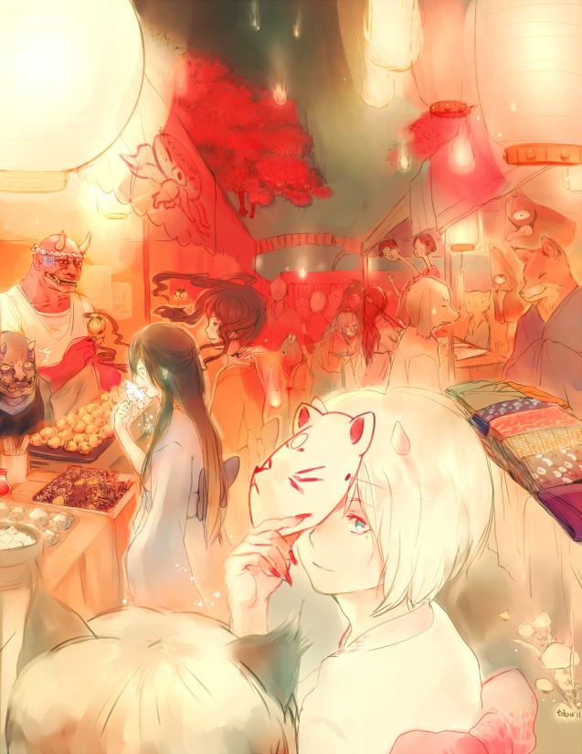 spirit festival by tofuburgers