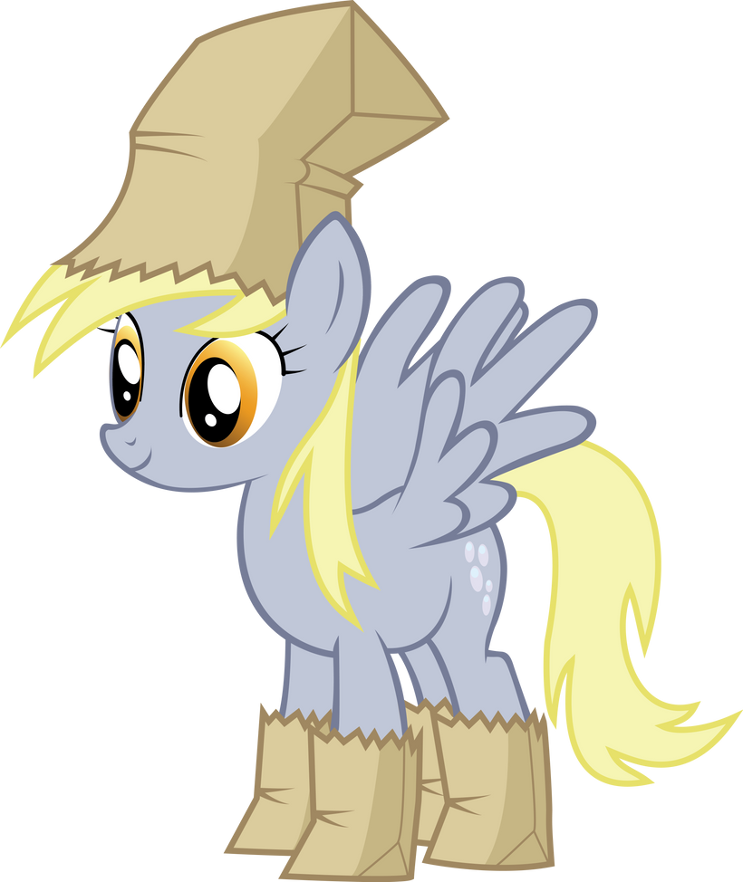 Derpy's costume by Shadow15991