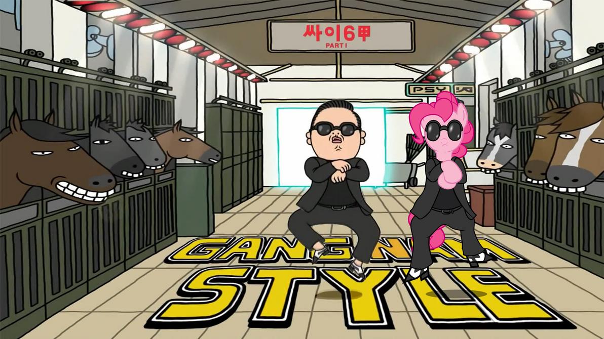 Gangnam Pie by Shadow15991