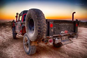 The Jeep by sunnydsl