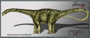 Antactosaurus brasiliensis
