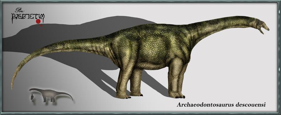 Archaeodontosaurus descouensi