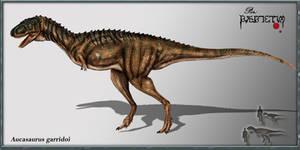 Aucasaurus garridoi by karkemish00