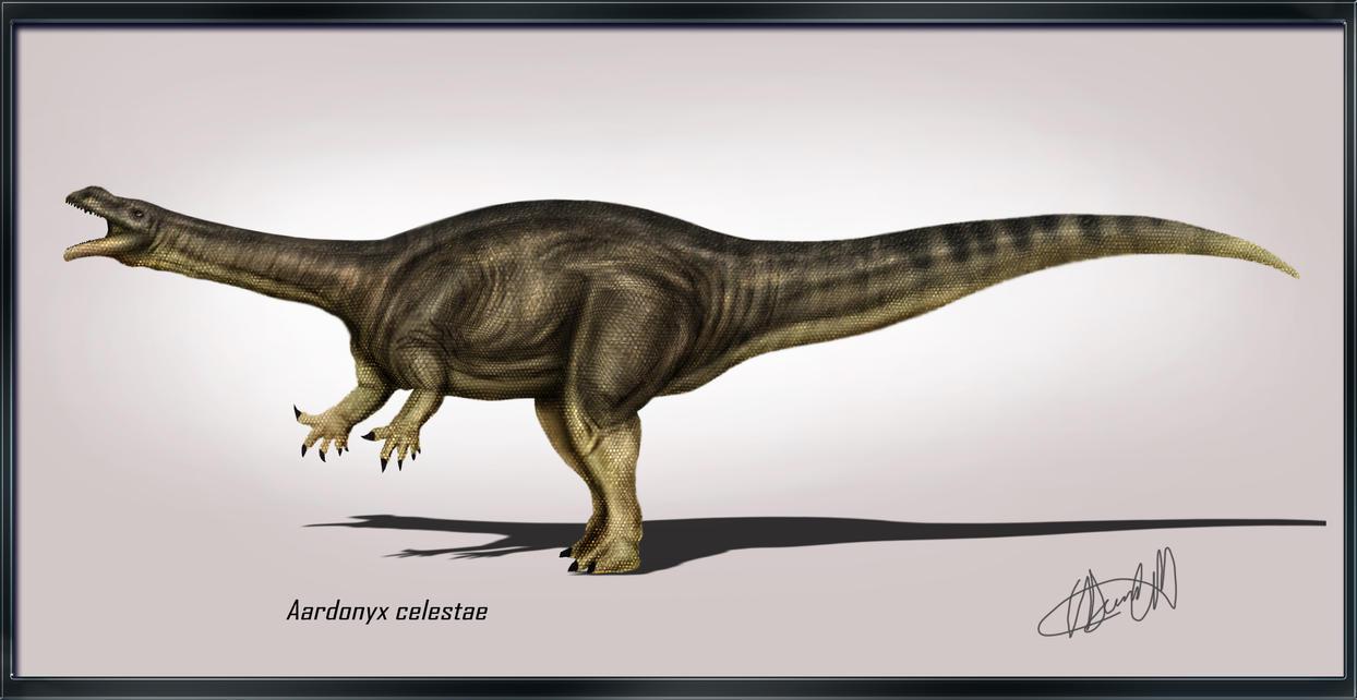Aardonyx celestae by karkemish00