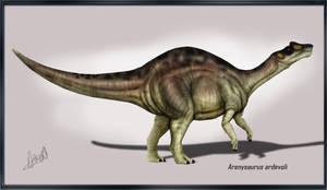 Arenysaurus ardevoli by karkemish00