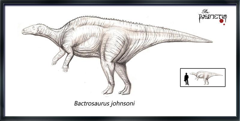 Bactrosaurus johnsoni by karkemish00