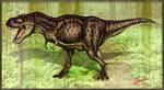 Tarbosaurus bataar by karkemish00