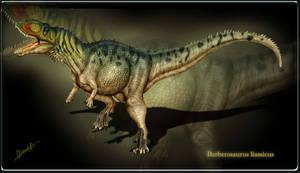 Berberosaurus liassicus by karkemish00