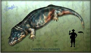 Captorhinikos chozaensis