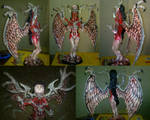 angelus judge inquisition sculpture