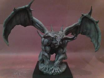 Gargoyle by karkemish00