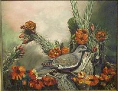 Bird in thorns 2 by Bigterri