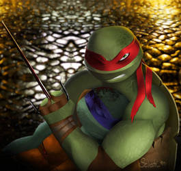 Raph-the protector