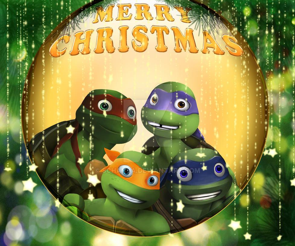 Merry Christmas by Schanja