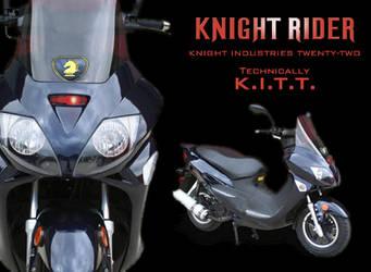 Knight Industries Twenty-Two by Dragavan