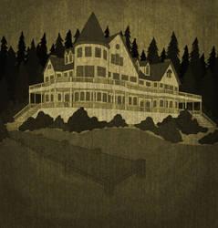 Haunted Inn by Dragavan