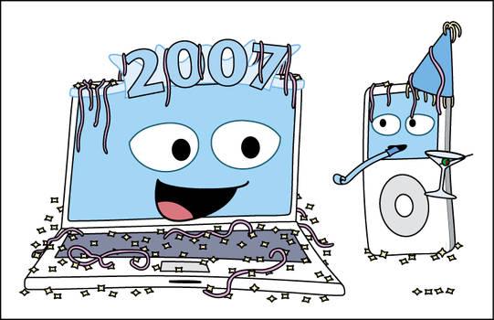 New Years 2007