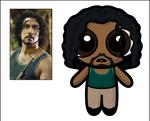 Lost Puff Sayid