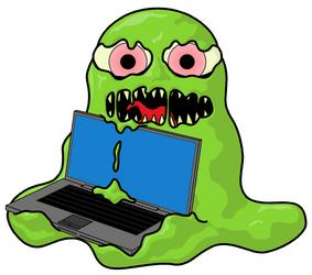 Slime-Bob Virus by Dragavan