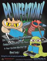 PC INVASION Poster by Dragavan