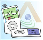 Sick and Dead iPods