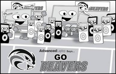iBeavers Football by Dragavan