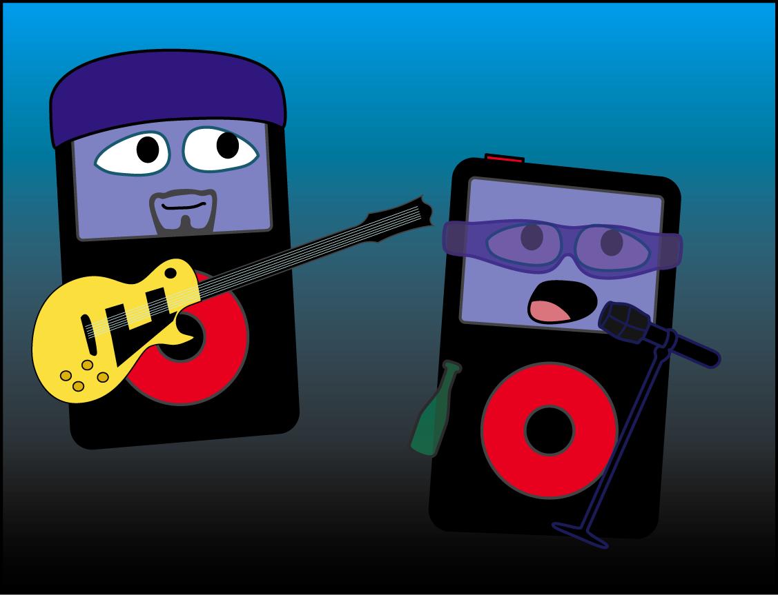 U2 iPods