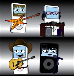 Other iPod Rockers by Dragavan