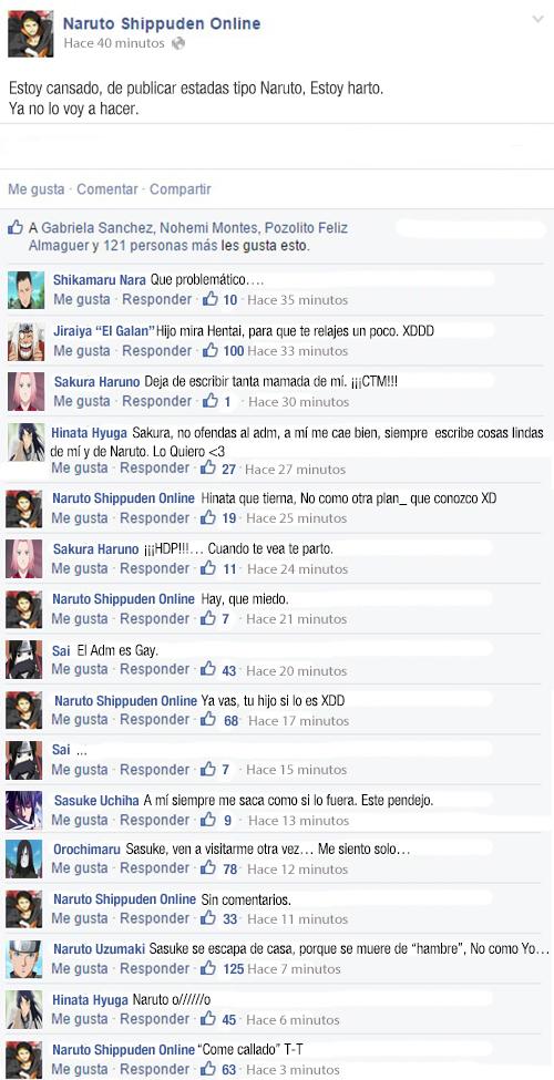 naruto shippuden 474 sub español facebook