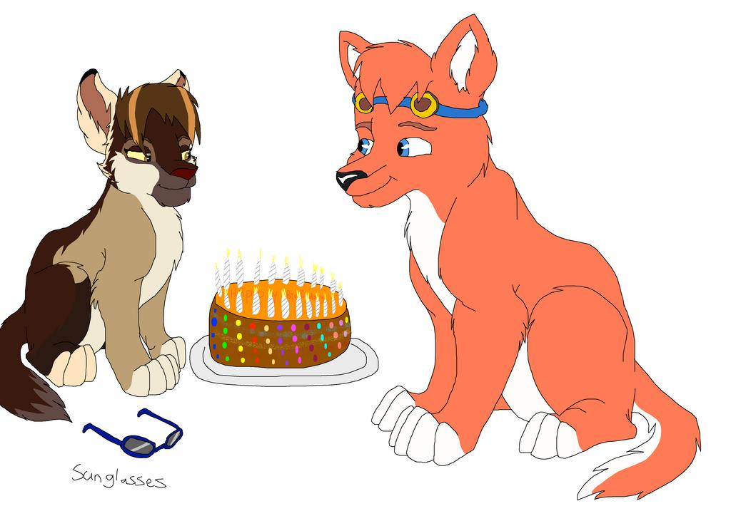 Birthday Gift for Karlamon by KiaraxKovufan