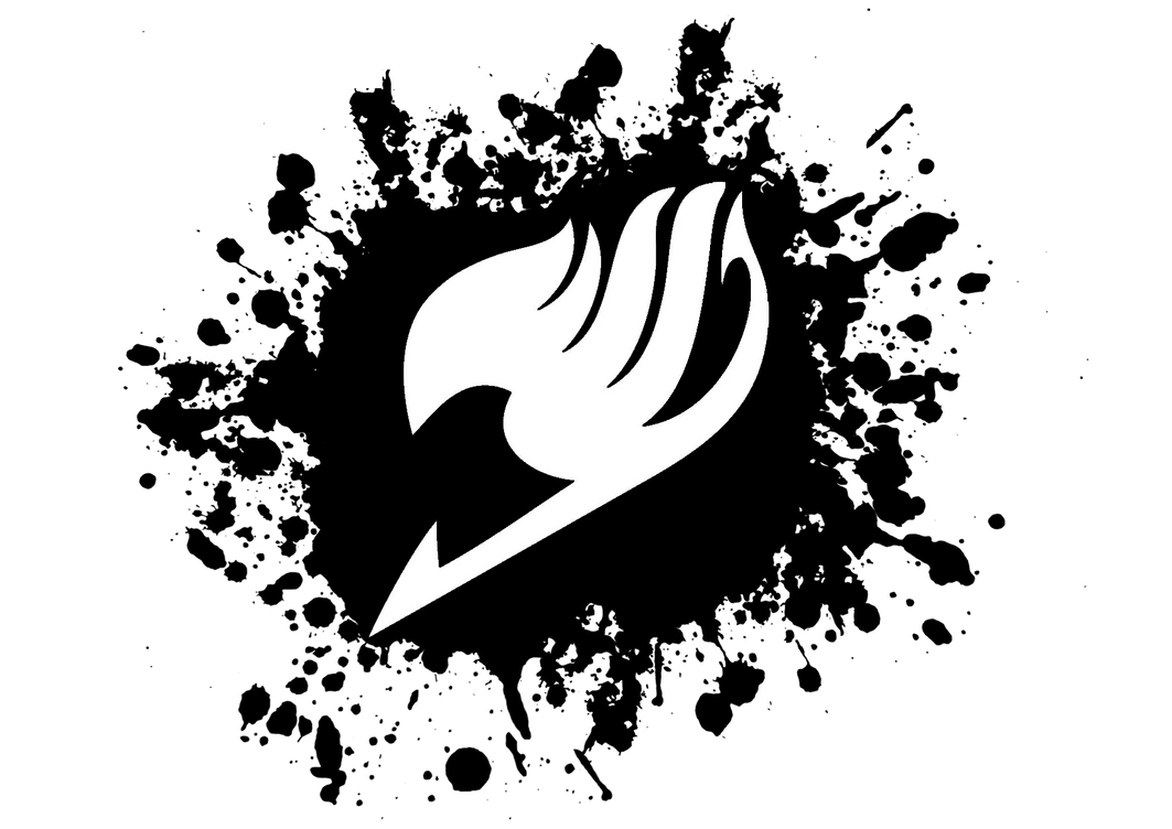 Fairy tail ink logo by offonshot on deviantart fairy tail ink logo by offonshot biocorpaavc Image collections