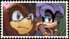 Stamp: Remington X Komi-Ko by P0k3ys-Stamps